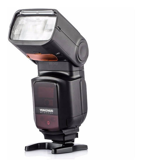 Flash Yongnuo Speedlite Yn-968 Ex-rt C/ Led Canon 968ex-rt