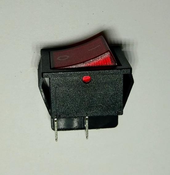 Interruptor O Switch De Balancín 20a 4 Pines