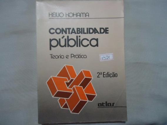 Livro Contabilidade Publica Teoria E Pratica N.1321 @@