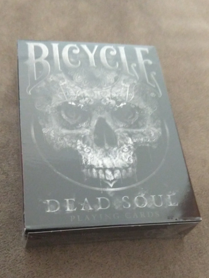 Baralho Bycicle Dead Soul