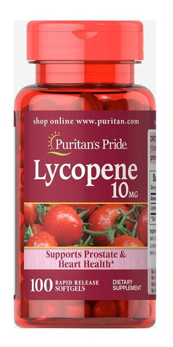 Lycopene Licopeno Antioxidante