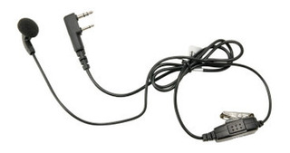 Auricular Kenwood Khs-26 Con Clip Mic Ptt Radio