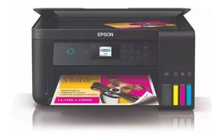 Impresora Multifuncion Epson L4160 Ecotank A Color B/n Pce