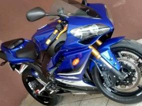 Yamaha R1 Azul 2008