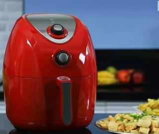 Fritadeira Elétrica Air Fry Philco 1400w 3,2l Sem Óleo