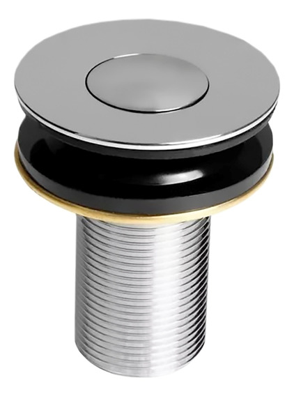 Válvula P/lavatório Click Up 7/8 B (2,6cm) V02 Metal Cromado
