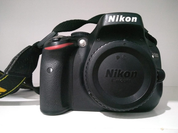 Nikon D5100 + Acessórios - Não Acompanha Lente