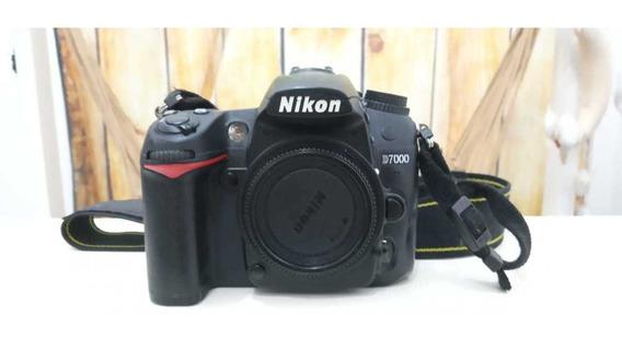Câmera Nikon D7000 Semi-nova