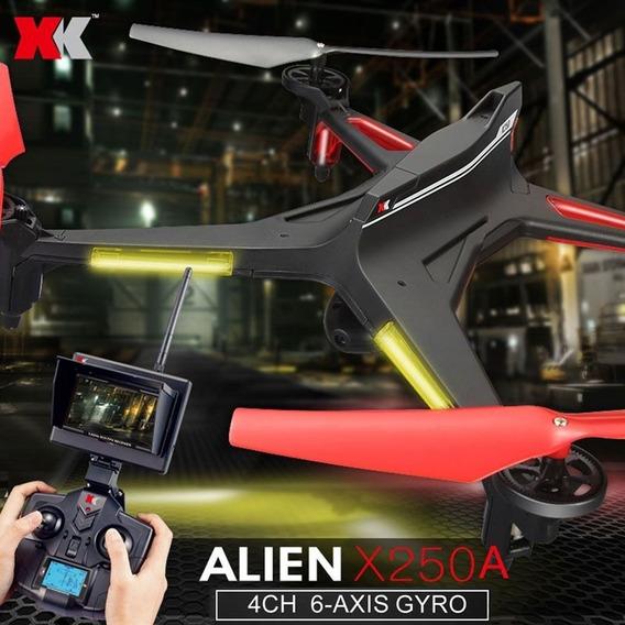 Drone Xk X250a Fpv 2mp (pronta Entrega) Zerado
