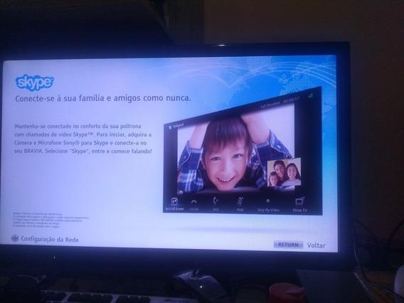 Tv Sony De 32 , Não Smart ,bravia.