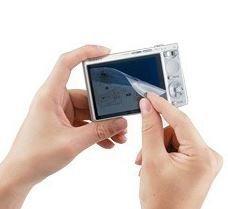 Película Protetora Para Câmera Digital Visor Lcd