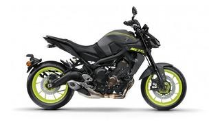 Funda Cubre Moto Yamaha Mt-09 Abs Con Bordado