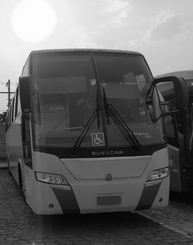 Ônibus Busscar Elegance Mb O500 (marcopolo/comil/neobus)