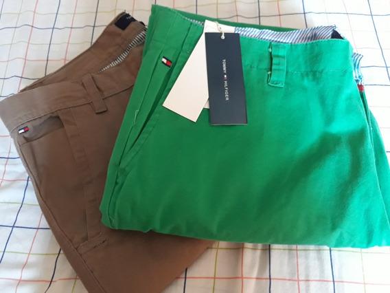 Pantalones Casuales Tommy Hilfiger Para Caballeros