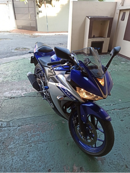 Yamaha Yzf R3 321cc Yahama
