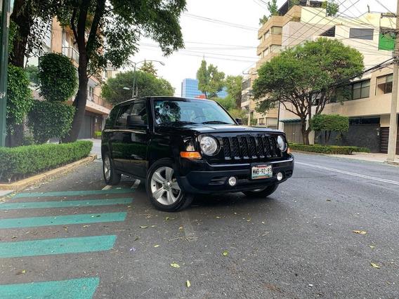 Jeep Patriot Latitude Aut 4x2 2016