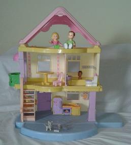 Casa De Muñecas Juguete Para Niñas