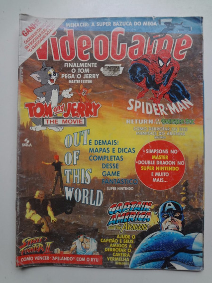 Revista Videogame Nº 22