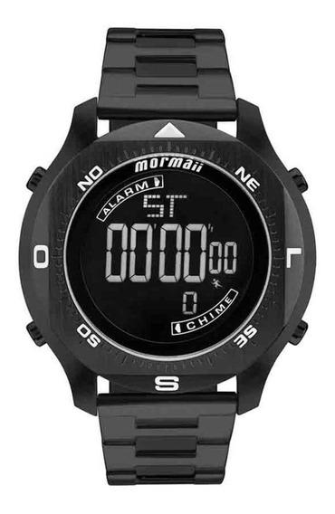 Relógio Masculino Mormaii Pro Digital Mo11273b/4p - Preto