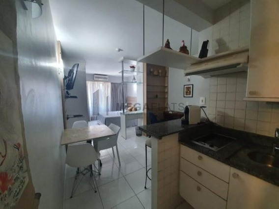 06915 - Flat 1 Dorm, Perdizes - São Paulo/sp - 6915