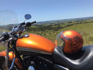 Harley-davidson Sportster Custom Ca