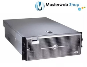 Servidor Dell Poweredge R900 4xquad Core - 64gb - Hd Sas 300