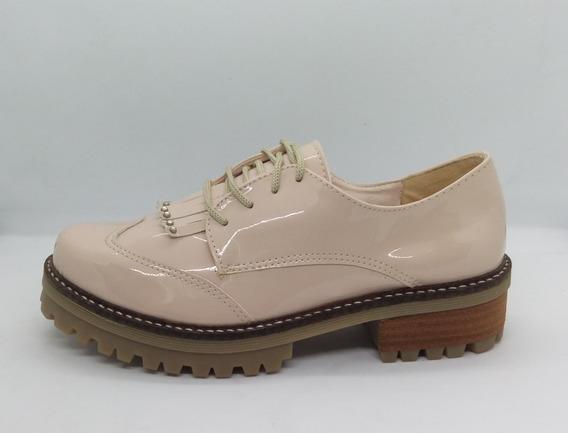 Zapatos Mujer Charol Abagta Art 24/110 Zona Zapatos