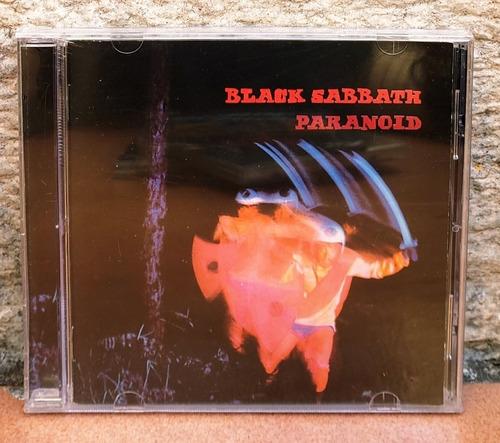 Black Sabbath (paranoid) Ed.Remaster, Nuevo, Sellado.
