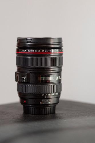 Lente Canon Ef 24-105mm F/4 Usm