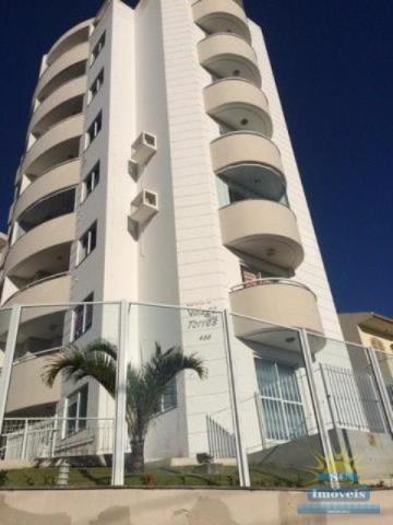Apartamento No Bairro Bela Vista Em São José Sc - 12204