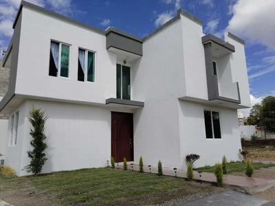 Casa Nueva Moderna.