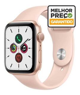 Apple Watch Series 5 40mm Rose Gold Gps Novo Melhor Preco