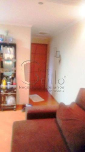 Imagem 1 de 7 de Apartamento - Jardim Angela (zona Leste) - Ref: 3872 - V-3872