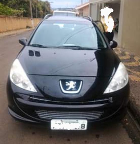 Peugeot 207 Sw Peugeot 207 Sw Xr