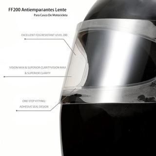 Lente De Alta Claridad Ff200 Máxima Visión Resistente Niebla