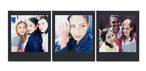 Fujifilm Instax Square Black Film 10 Exposicion