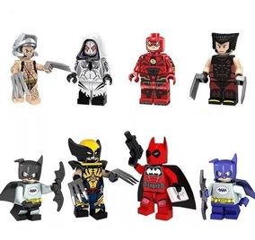 Weapon X (wolverine) Spider-gwen (anti-venom) Flash Bat-mite