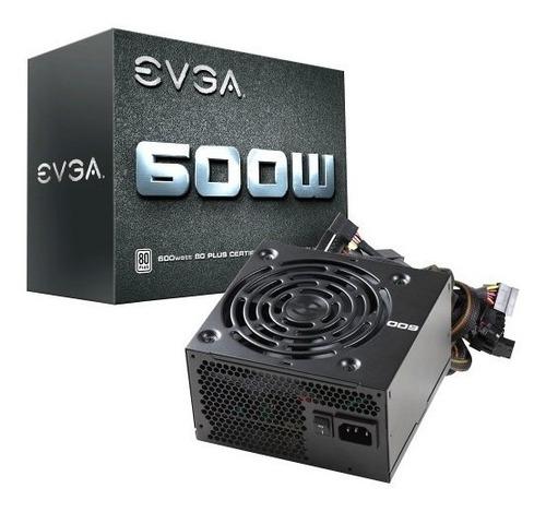 Ltc Fuente De Poder Evga 600w 80plus Real Modelo Hasta 1000w