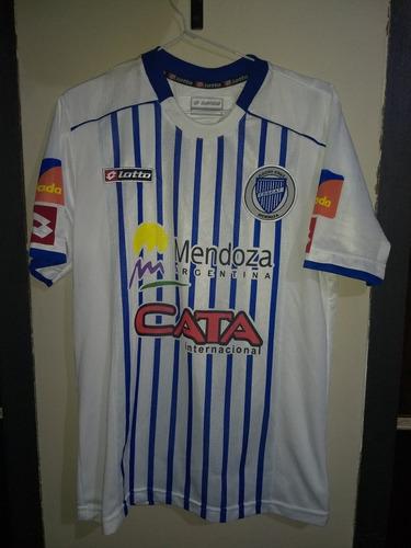 Camiseta De Godoy Cruz 2011 De Utilería #20 Doble Tela