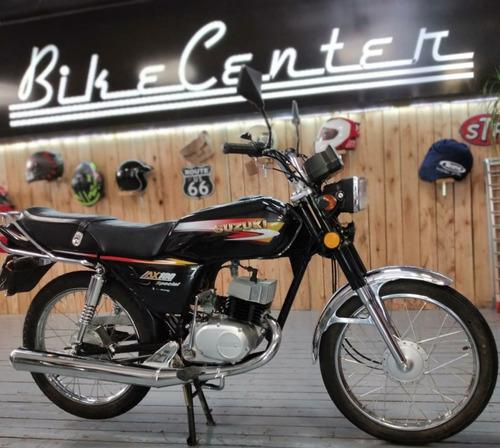 Suzuki Ax 100 Inmaculada