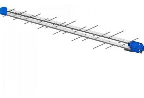 Antena Digital Externa 28 Elementos Pq45-1040hd Proeletroni