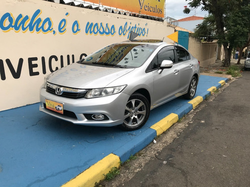Honda Civic Exs! C/ Teto Solar!!!