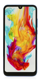 Remate Blu G8 Azul 64gb+3ram,dual Cámara Android 9