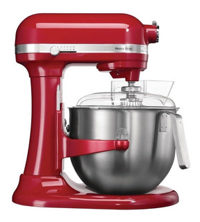 Batidora planetaria KitchenAid Heavy Duty KSM7591X empire red 220V - 240V