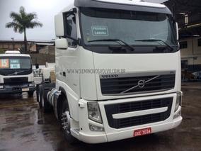 Volvo Fh 440 6x2 I-shift Branco 2014