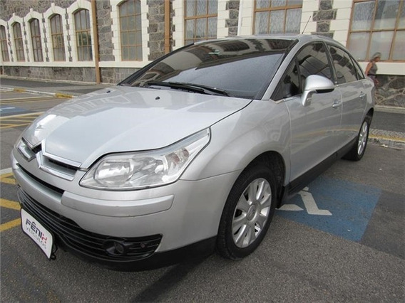 Citroen C4 2.0 Exclusive Pallas 16v Gasolina 4p Automático