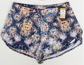 Conjunto Plus Size Biquini Top Cropped + Shorts Praia