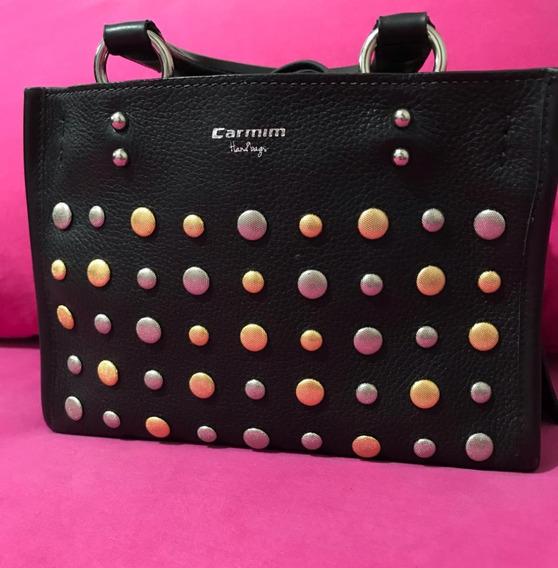 Bolsa Carmim Original Com Certificado