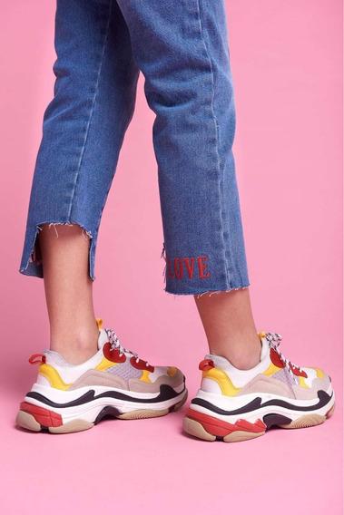 Zapa Gwen 47 Street - Zapatillas Tipo Balenciaga