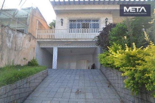 Casa À Venda, 270 M² Por R$ 950.000,00 - Vila Valqueire - Rio De Janeiro/rj - Ca0048